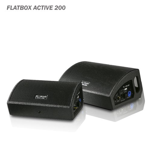 PL-AUDIO FLATBOX 200